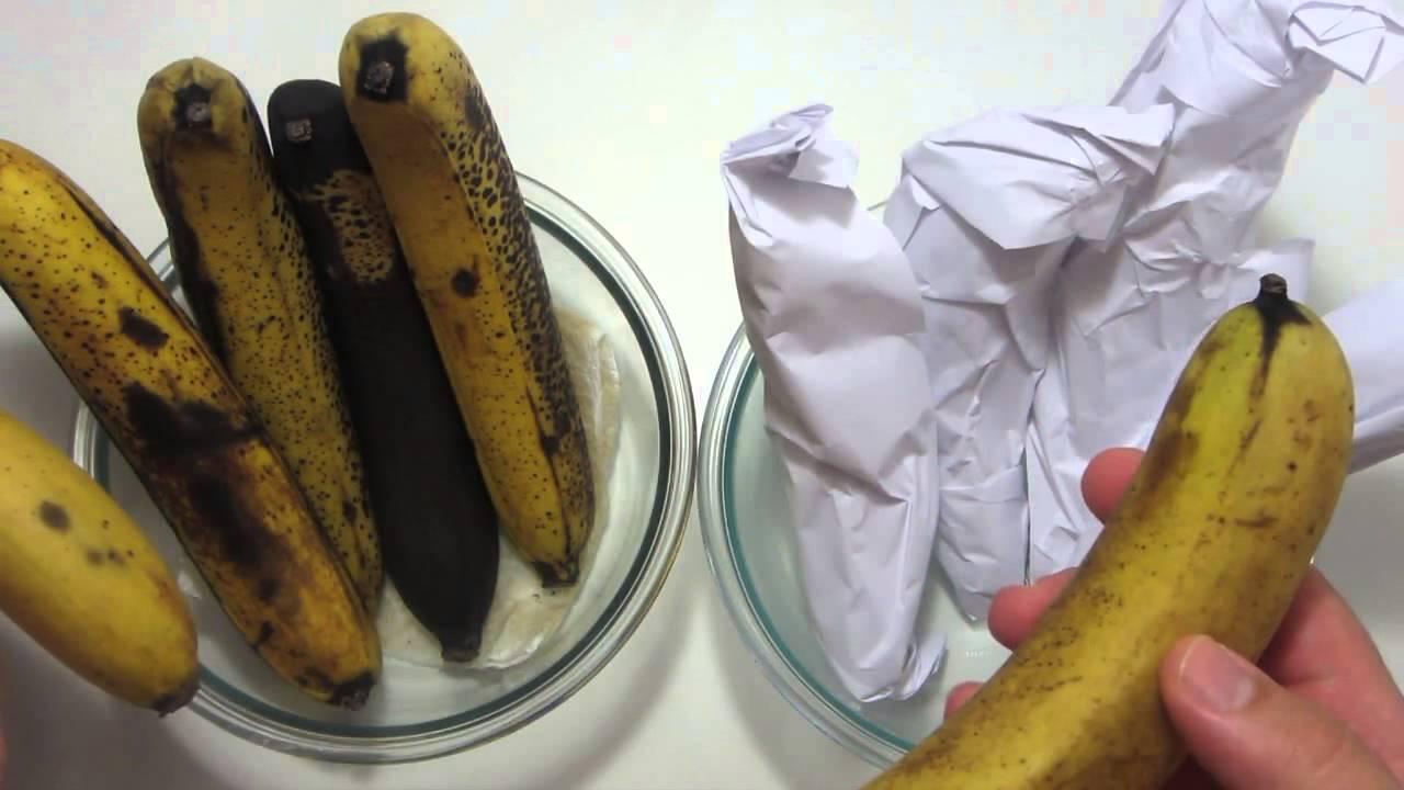 طريقة تجعلك تحفظ الموز لفتره طويله