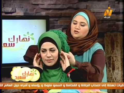 لبس الحجاب بطرق منوعة وعصرية
