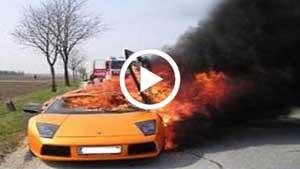 أكثر حوادث السيارات جنوناً