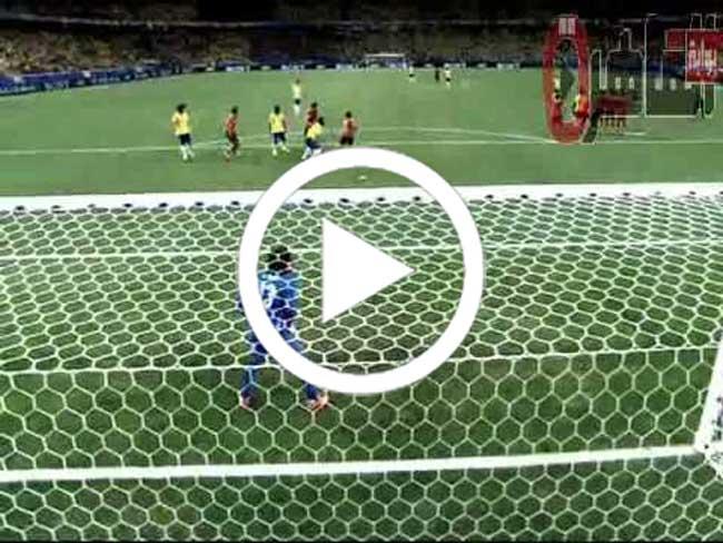 ملخص مباراة البرازيل و المكسيك 0-0 Brazil vs Mexico