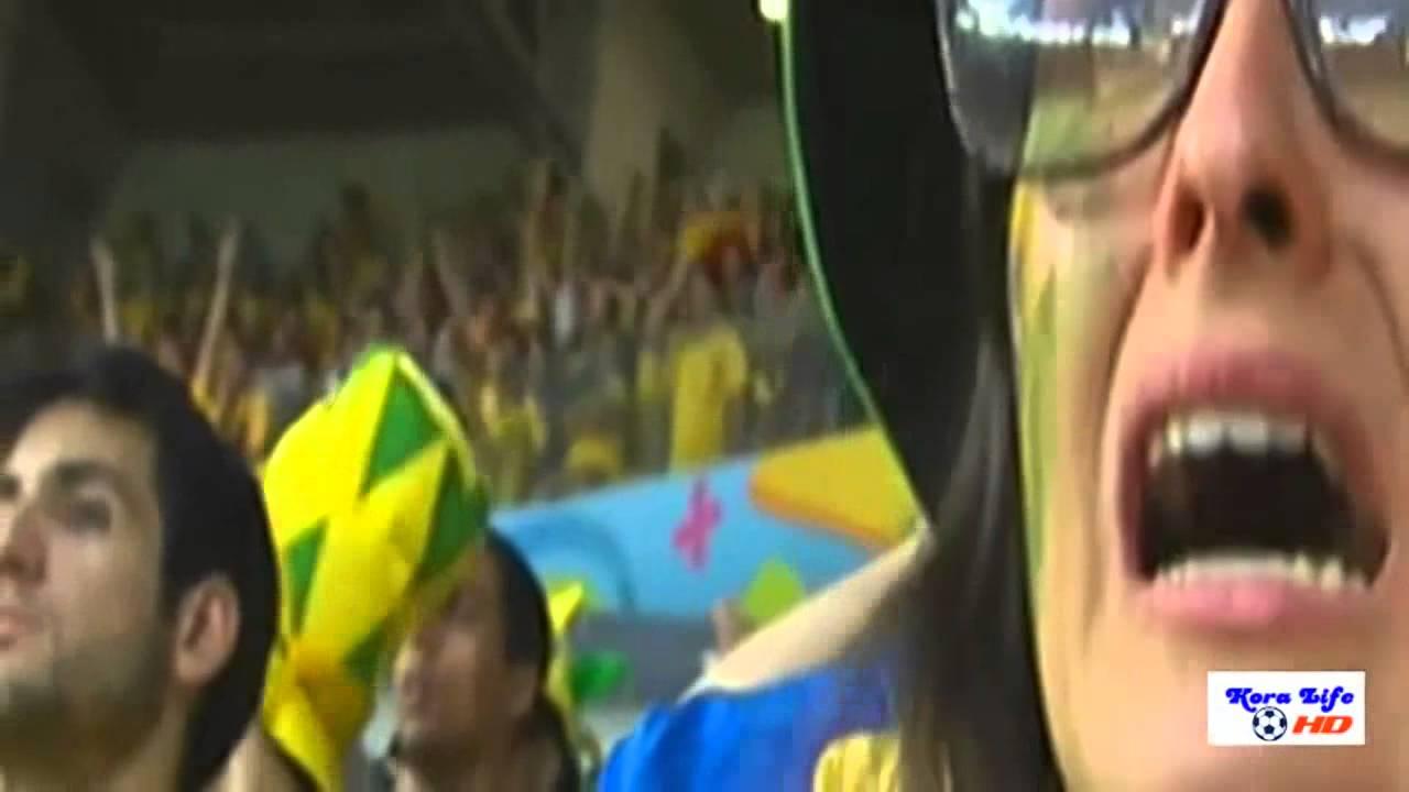 اهداف المانيا ضد البرازيل 7-1