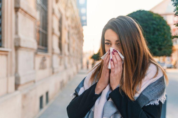 أعراض مرض فيروس كورونا